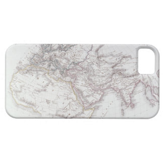 Historical Map of the Known World Barely There iPhone 5 Case