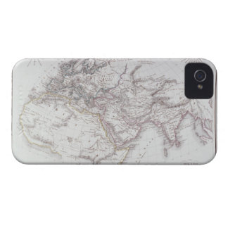 Historical Map of the Known World Case-Mate iPhone 4 Case