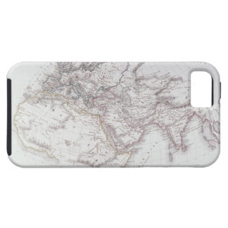 Historical Map of the Known World iPhone 5 Cases
