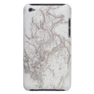Historical Map of the Known World iPod Touch Case-Mate Case
