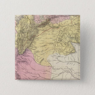 Historical Military Maps of Venezuela 15 Cm Square Badge