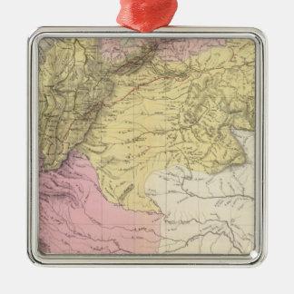 Historical Military Maps of Venezuela Christmas Ornament