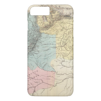 Historical Military Maps of Venezuela iPhone 8 Plus/7 Plus Case