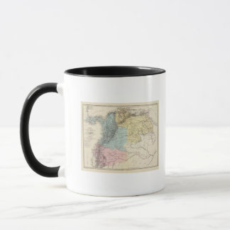 Historical Military Maps of Venezuela Mug
