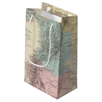 Historical Military Maps of Venezuela Small Gift Bag
