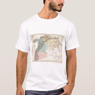 Historical Military Maps of Venezuela T-Shirt