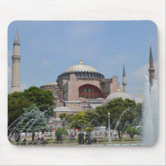 Historical Temple Mouse Pad