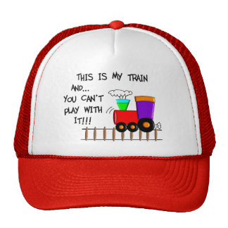 Historical Train Gifts--Hilarious sayings Cap