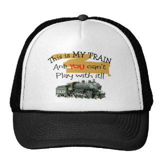 Historical Train Gifts--Hilarious sayings Cap