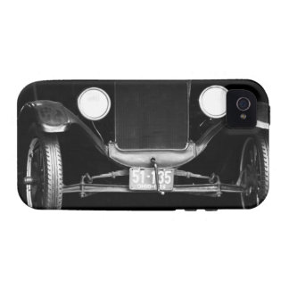 Historical Vehicle iPhone 4 Cover