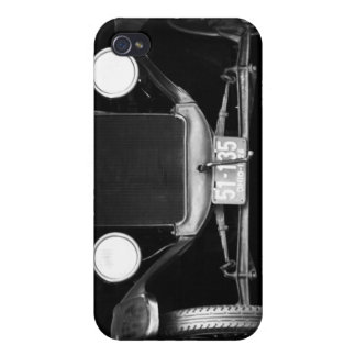 Historical Vehicle iPhone 4/4S Cover