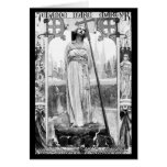 Historical Women - Joan of Arc Greeting Card