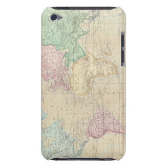 Historical World Map 2 Barely There iPod Cover