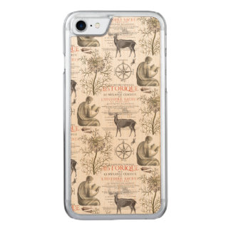 History and Science - Quest for Knowledge Carved iPhone 8/7 Case