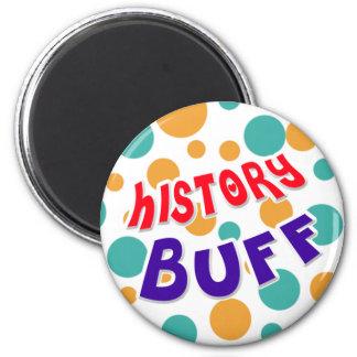 History Buff Magnet