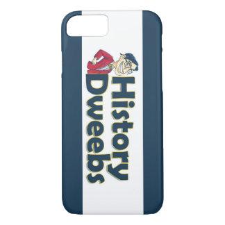 History Dweebs Logo iPhone 7 case 2