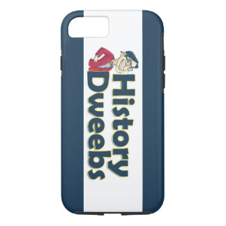 History Dweebs Logo iPhone 7 case 3