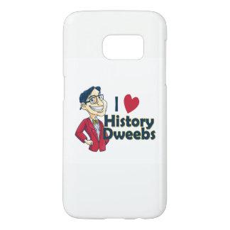 History Dweebs Samsung Galaxy 7 Case