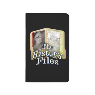 History Files pocket journal