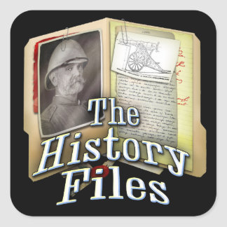 History Files sticker
