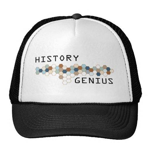History Genius Trucker Hats