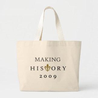 HISTORY LARGE TOTE BAG
