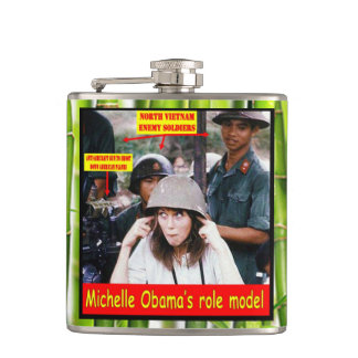 HISTORY LESSON FOR YOUNG AMERICANS FLASKS