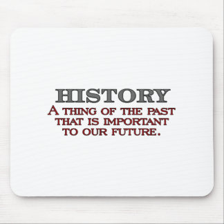 History Mouse Mat