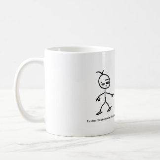History of myself by David Gain-Albert Basic White Mug