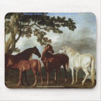 HISTORY of the HORSE Collection Mouse Pads