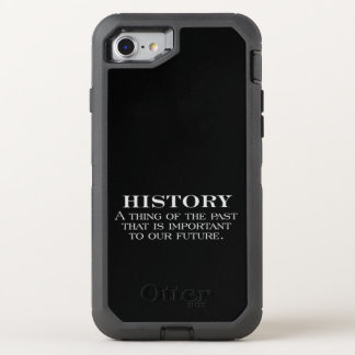 History OtterBox Defender iPhone 8/7 Case