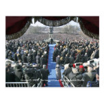 HISTORY: President Obama's Inauguration Speech Post Cards