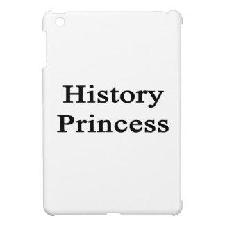 History Princess iPad Mini Cases