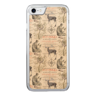 History - Quest for Knowledge Carved iPhone 8/7 Case