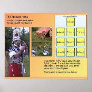 History, Romans, Roman army, Legion Print
