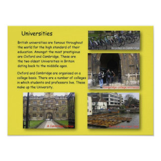 History Social Studies British Universities Print