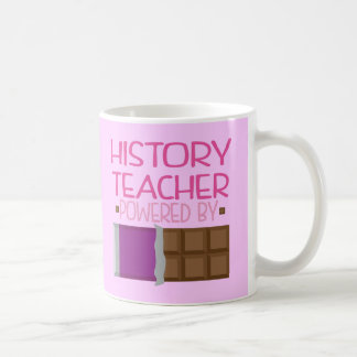 History Teacher Chocolate Gift for Her Coffee Mug