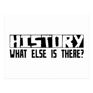History What Else Is There Postcards