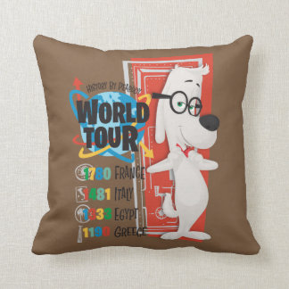 History World Tour Cushion