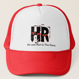 Hit and Run footwear Trucker Hat