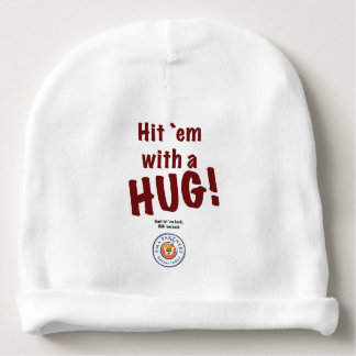 Hit 'em with a Hug! beanie Baby Beanie