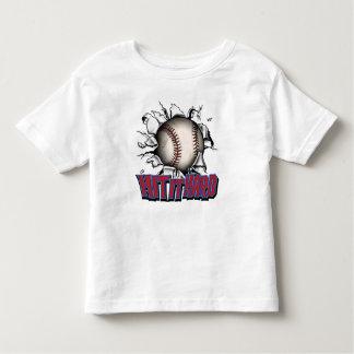 Hit It Hard Baseball T-shirts