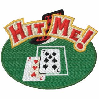 Hit Me Cards Hoody
