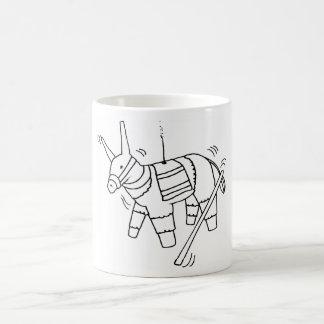 Hit that pinata coffee mugs