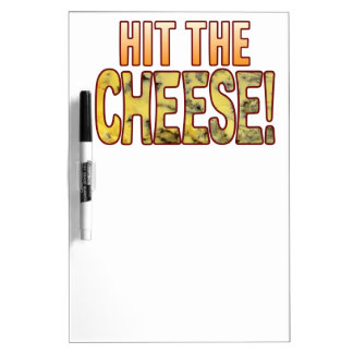 Hit The Blue Cheese Dry Erase Board