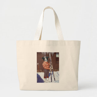 Hit The Slopes Tote Bags