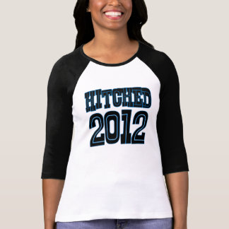 Hitched 2012  (Blue) Shirts