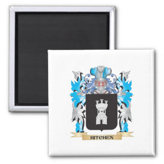 Hitchen Coat of Arms - Family Crest Magnets
