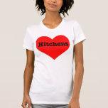 """""""HITCHENS HEART"""" T-Shirt"""