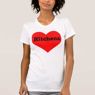 """HITCHENS HEART"" T-Shirt"
